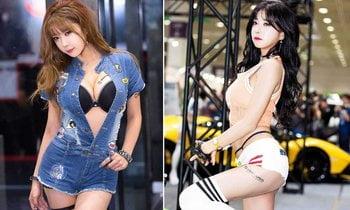hot streamer trẻ trung xinh đẹp và nóng bỏng đến từ Hàn quốc